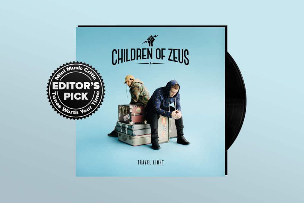 ALBUM REVIEW: Children of Zeus Show Hard-Earned Talent on 'Travel Light'