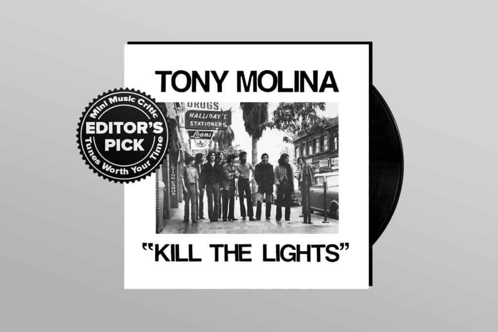 ALBUM REVIEW: Tony Molina Puts Jangle-Pop Through His Minimalist Filter on 'Kill The Lights'