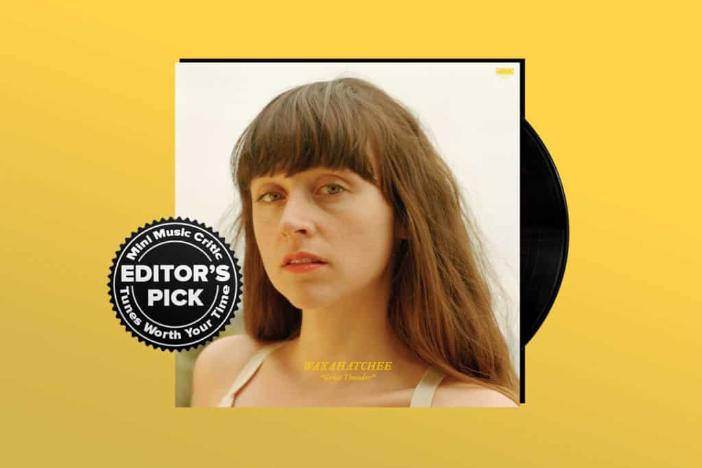 ALBUM REVIEW: Waxahatchee Strips Her Sound Bare on 'Great Thunder EP'