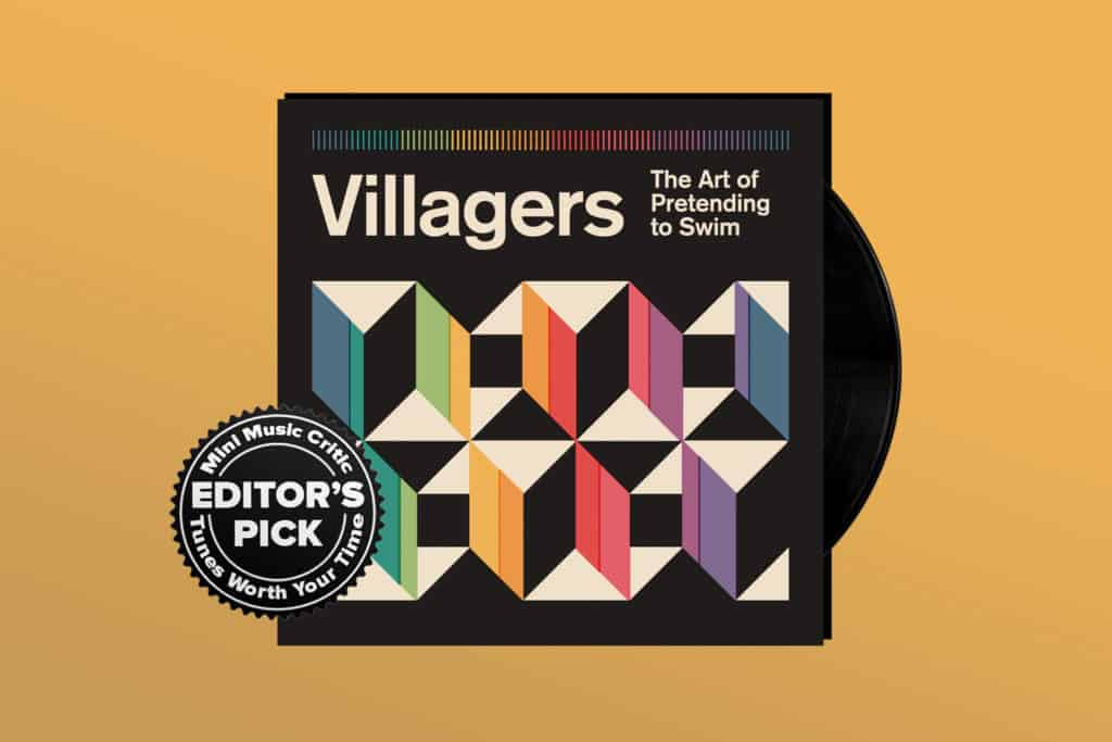 ALBUM REVIEW: There's No Pretending on Villagers' 'The Art of Pretending to Swim'