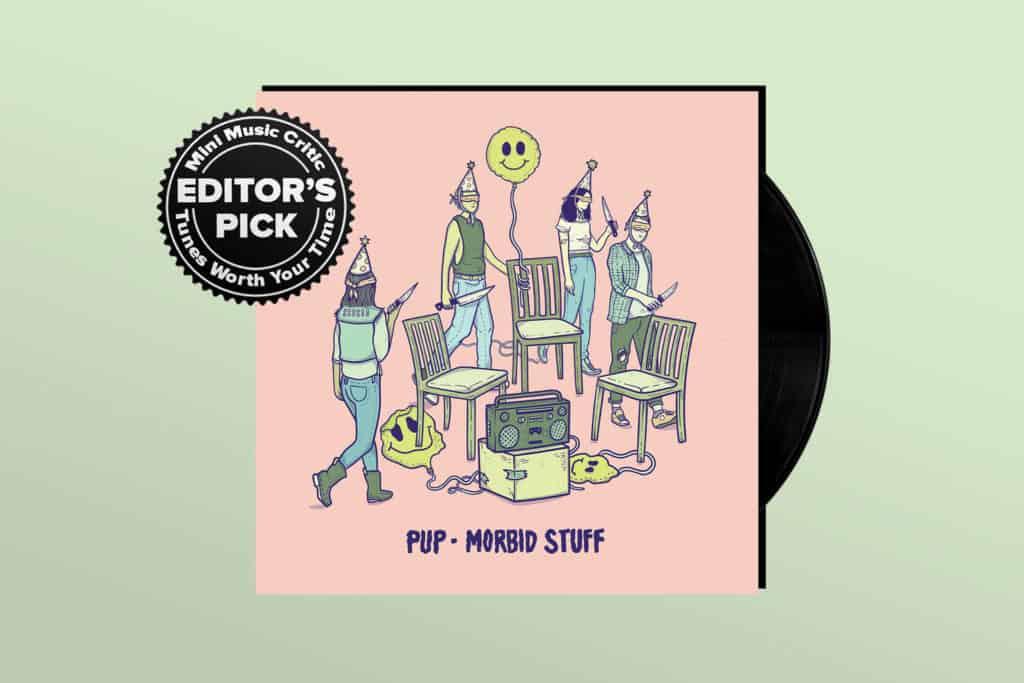 ALBUM REVIEW: PUP Paint Their Pop-Punk Masterpiece