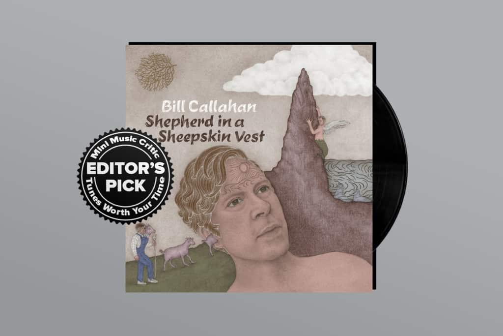 ALBUM REVIEW: Bill Callahan Finds Sunlight On 'Shepherd In A Sheepskin Vest'