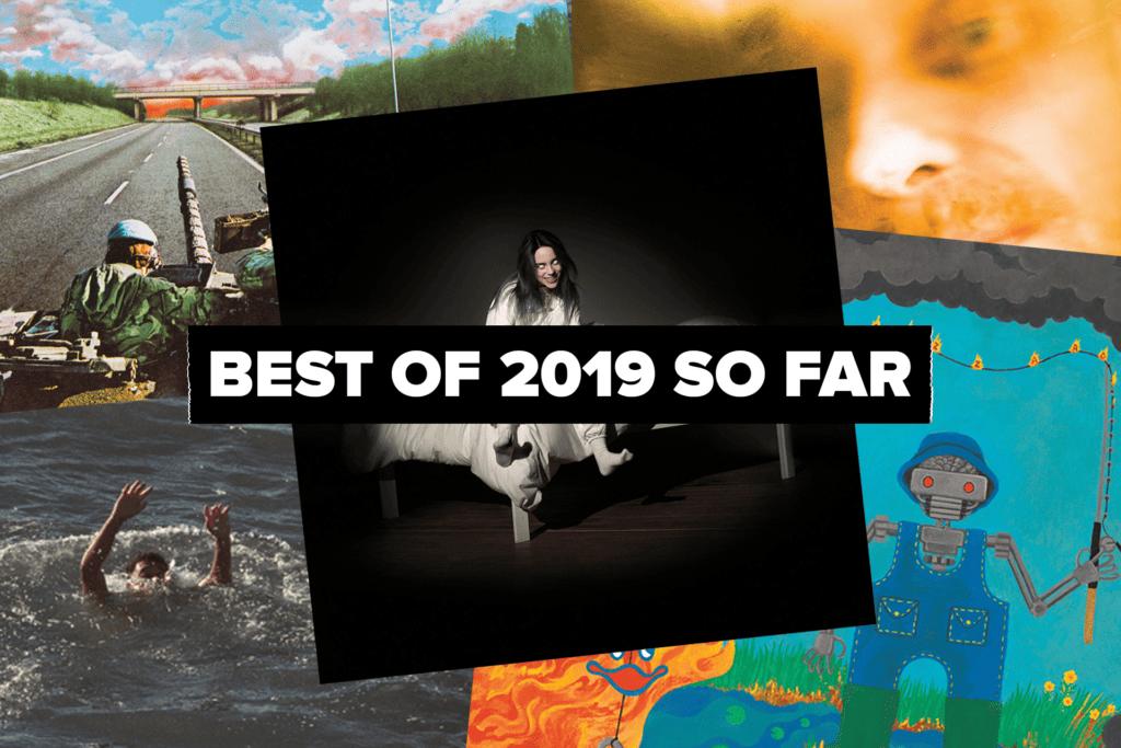 My Top 5 Albums of 2019 So Far