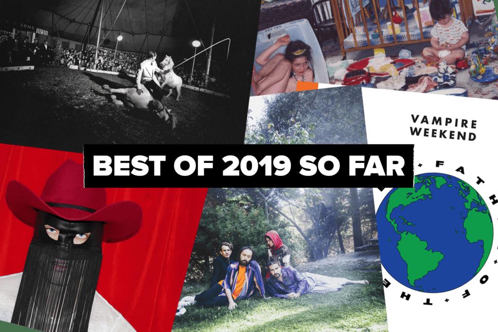 My 5 Favorite Indie Albums of 2019 (So Far)