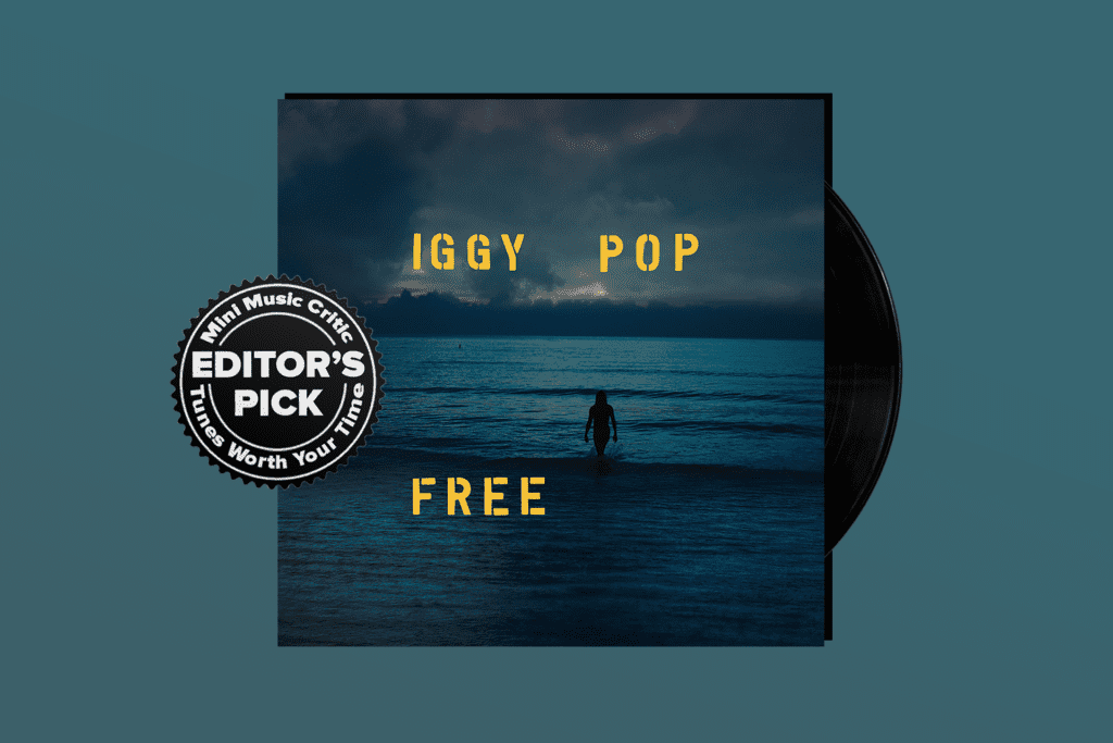 ALBUM REVIEW: Iggy Pop is Truly Liberated on 'Free'