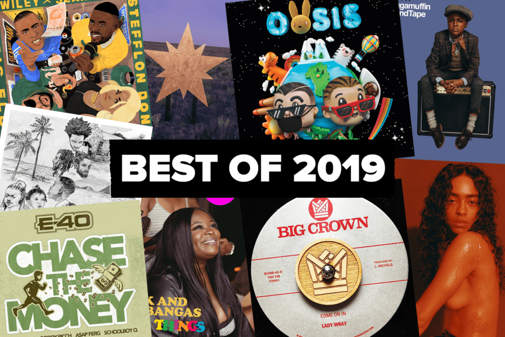 The 19 Best Tracks of 2019