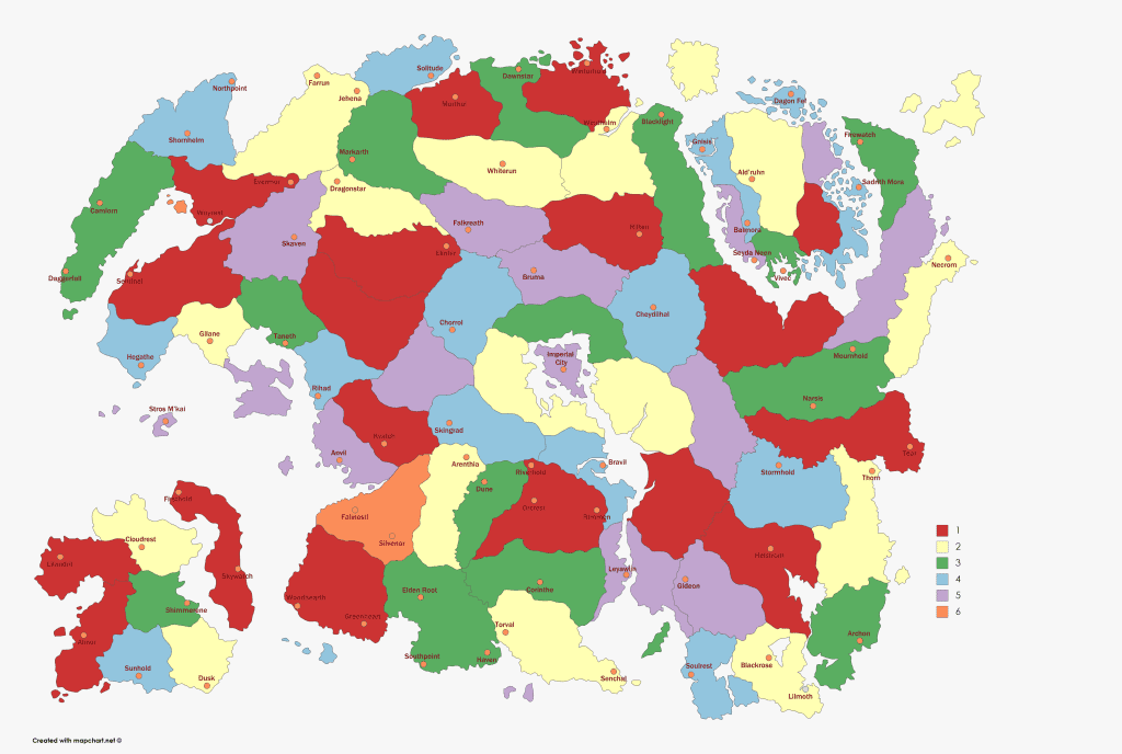 tamriel color map