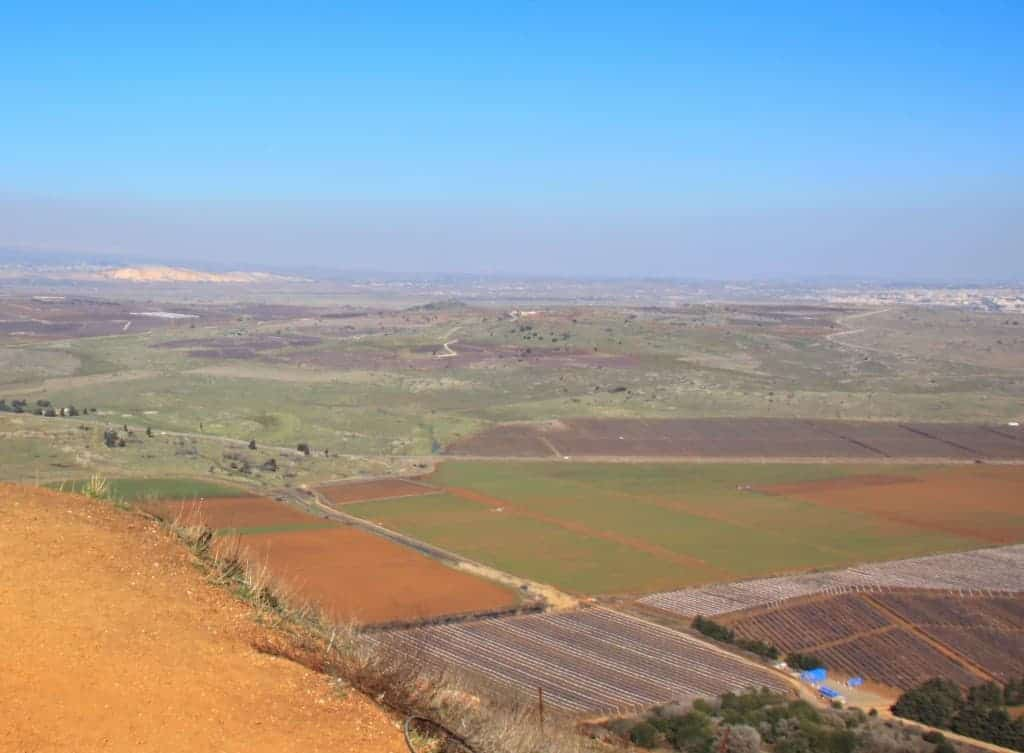Jezreel Valley