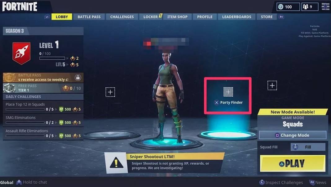 fortnite cross platform gaming