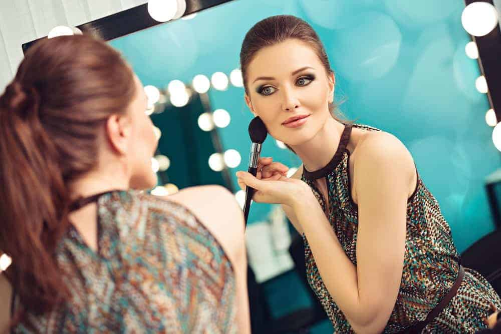 Putting on Your Makeup May Be a Key to Loving Yourself Just a Bit More