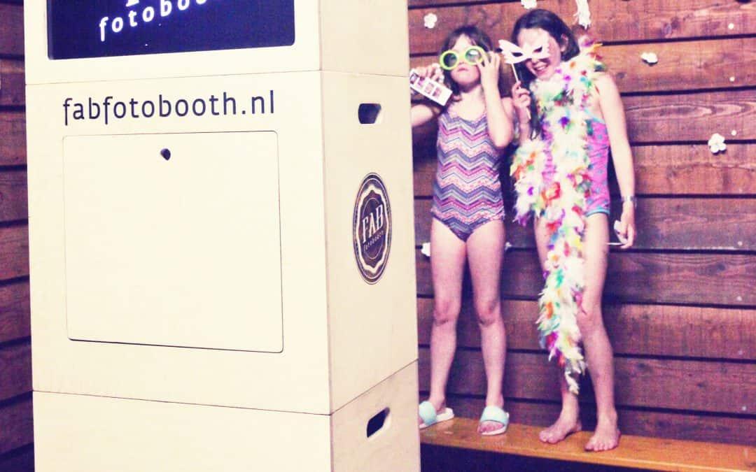 Kinderen en de fotobooth