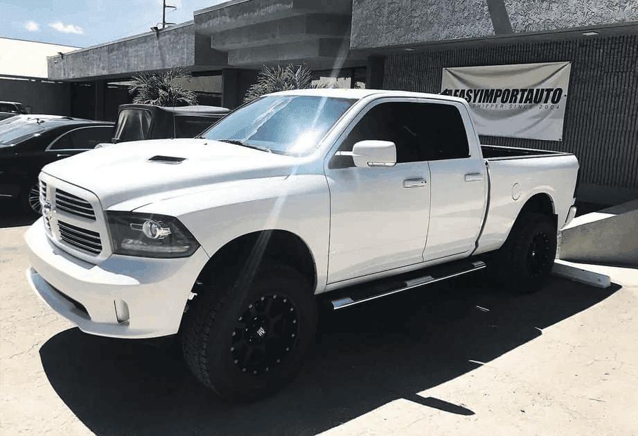 Comment trouver un Dodge Ram à vendre aux USA ?