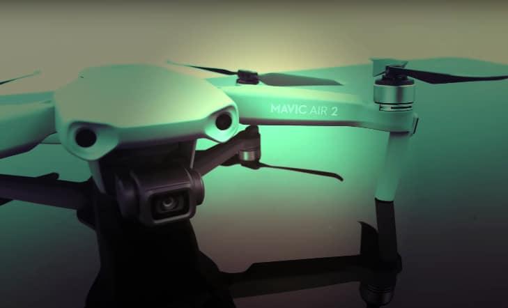 Mavic Air 2 – a Feature-Packed Hobbyist Drone