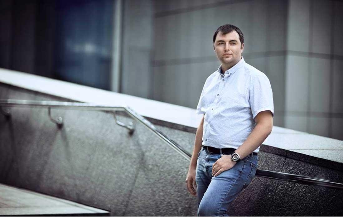 Артем Геращенков - основатель SVOI.us