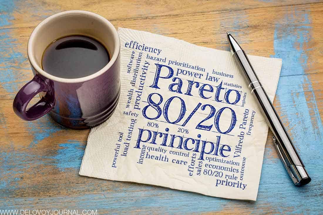 Закон Парето 80-20