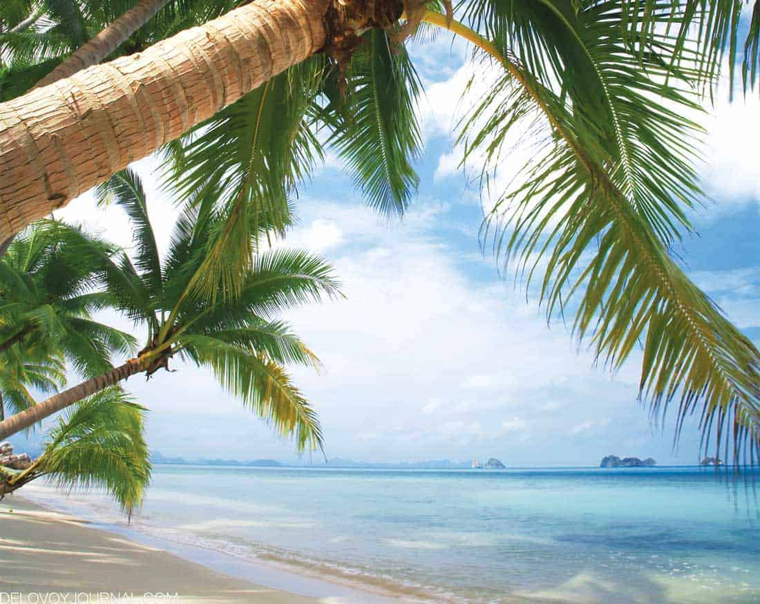 Лучшие пляжные курорты США