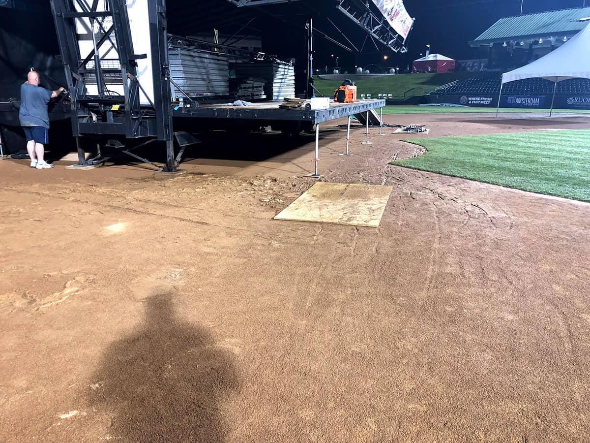 Concert Setup