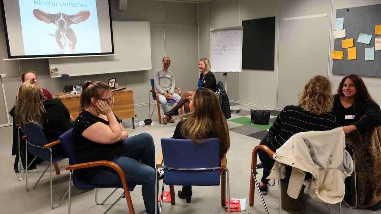 Mindfulness Amsterdam workshop