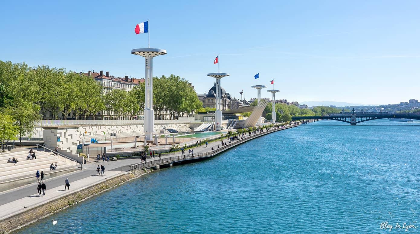 Piscine du Rhône