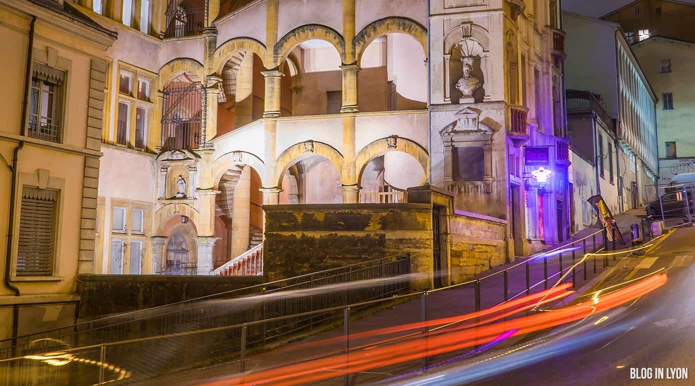 Montée Saint Barthélemy | Blog In Lyon - Webzine Lyon
