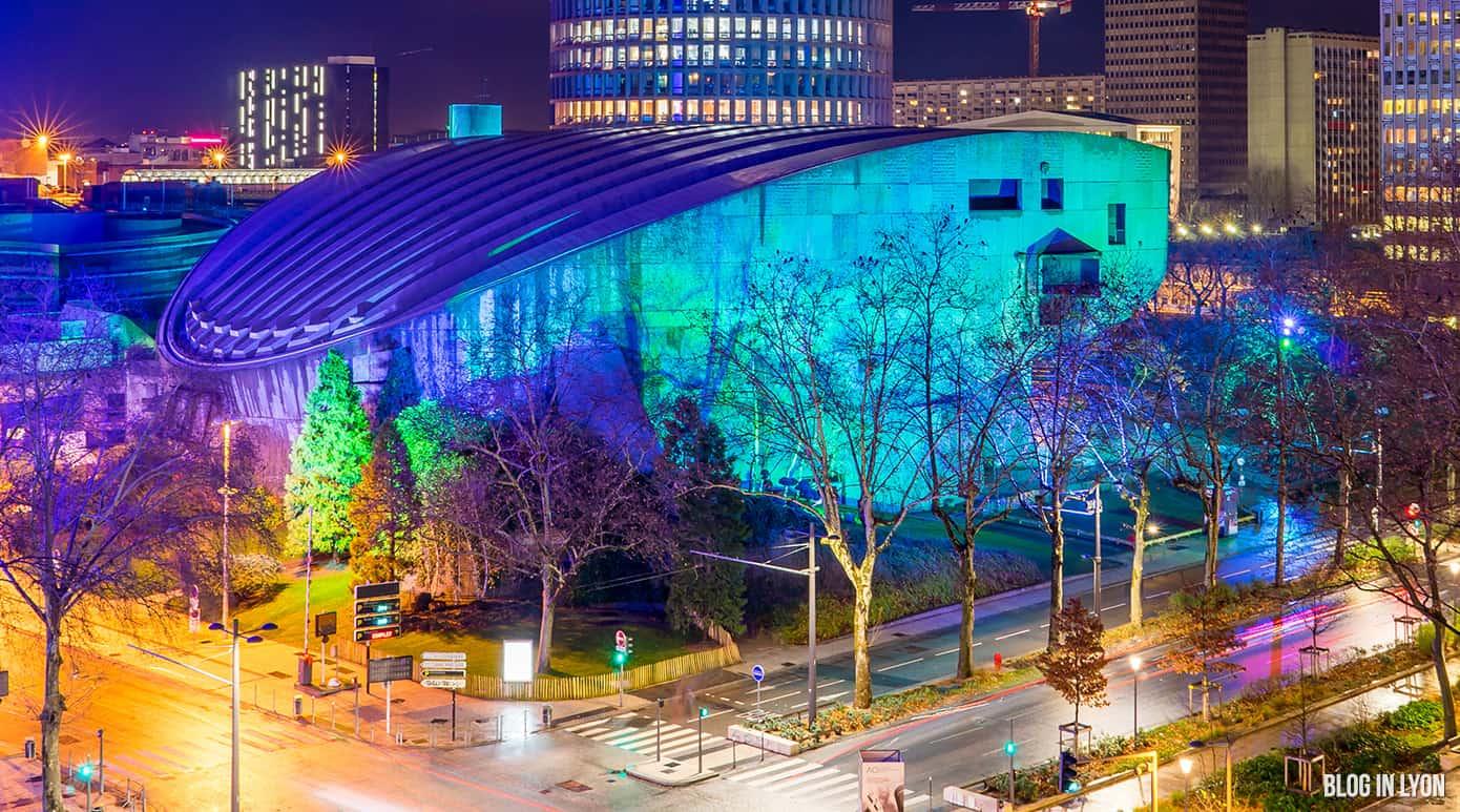 Auditorium de Lyon - Blog In Lyon