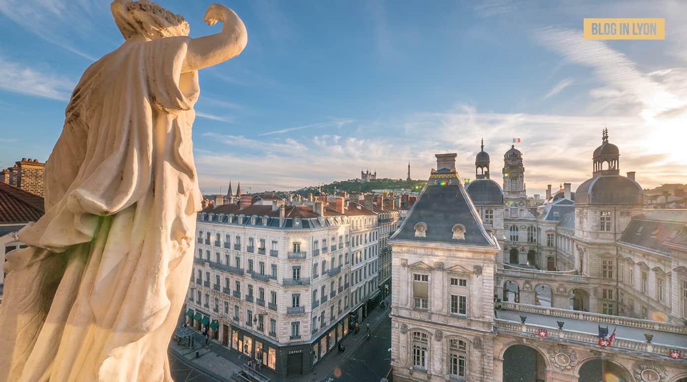 Muses Opéra de Lyon - Fond écran Lyon   Blog In Lyon