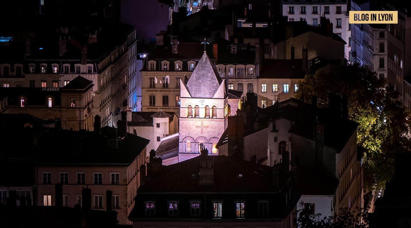 L'Abbaye d'Ainay – Fond d'écran Lyon | Blog In Lyon