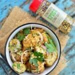 Potato Salad with Sonoran Spice Jalapeno Flakes