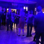 Sam & Dan's evening reception at Lanwades Hall