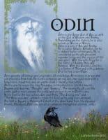 Odin - Northern God information page 1
