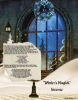 Winter Magick Incense