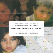 celeste-ruben-mariana-desaparecidos-buenos-aires