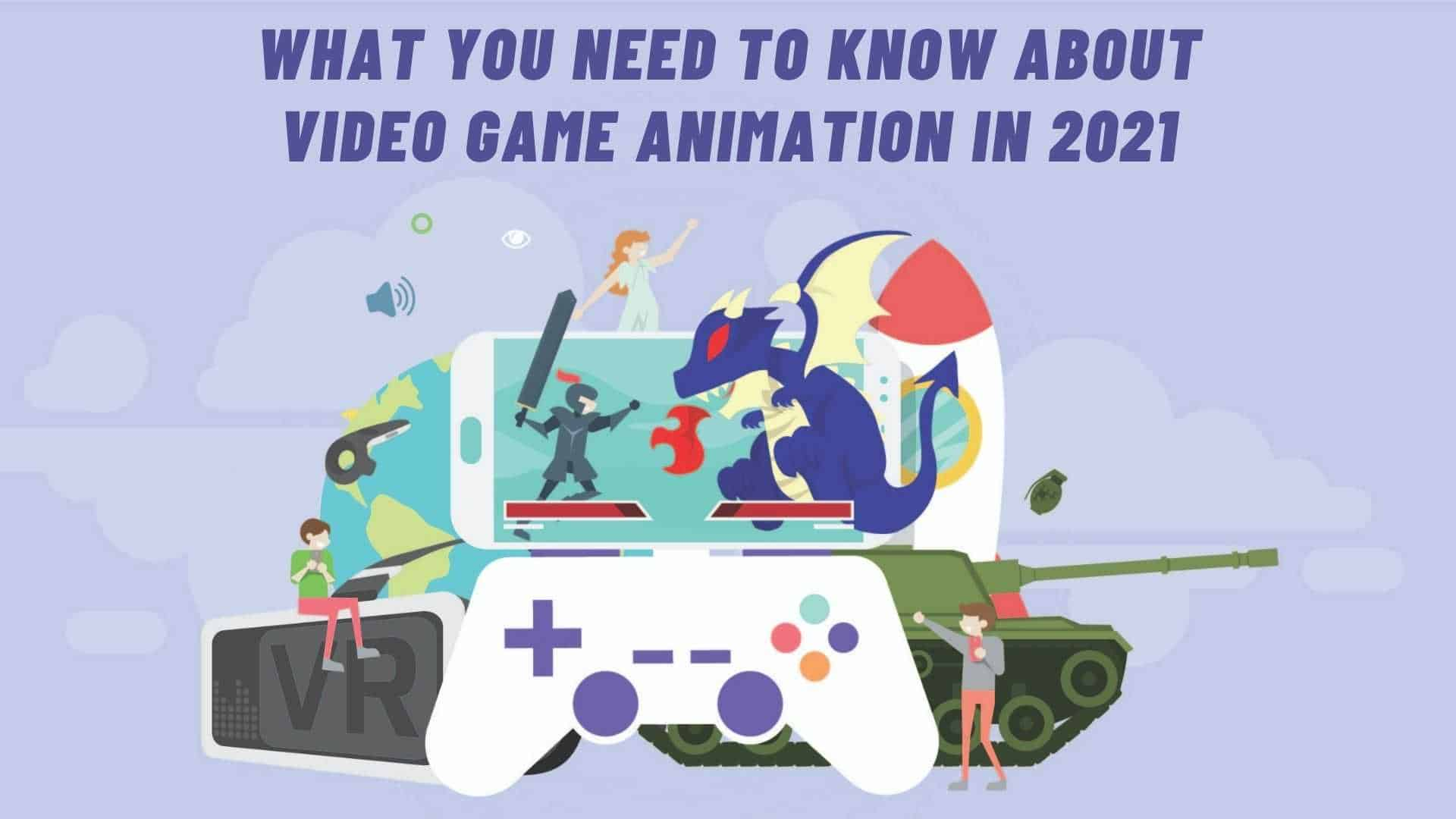 Hot to make animation for Video Games