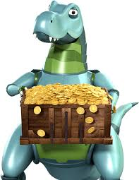 LuckyDino deposit and withdrawal