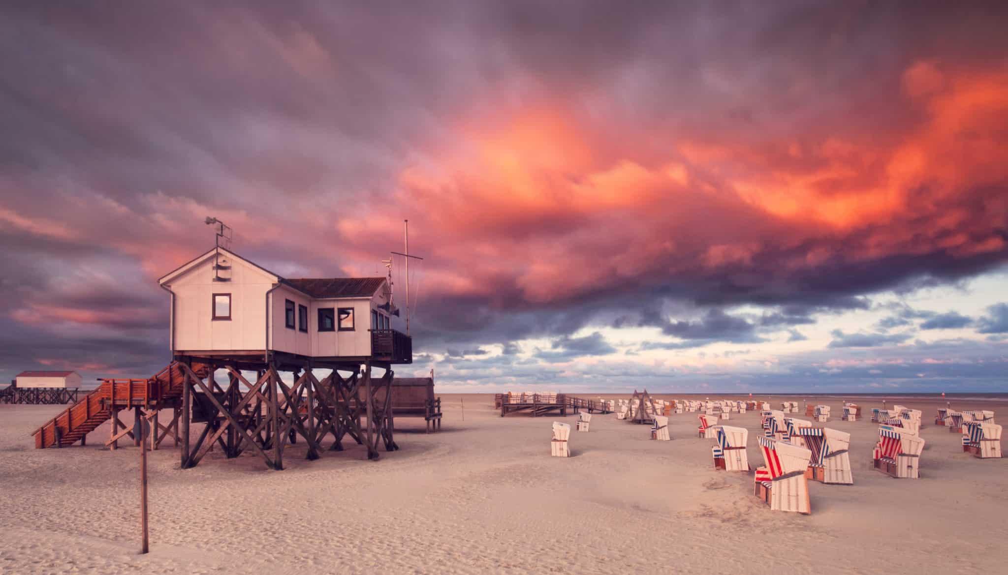Sankt Peter Ording - Nordsee