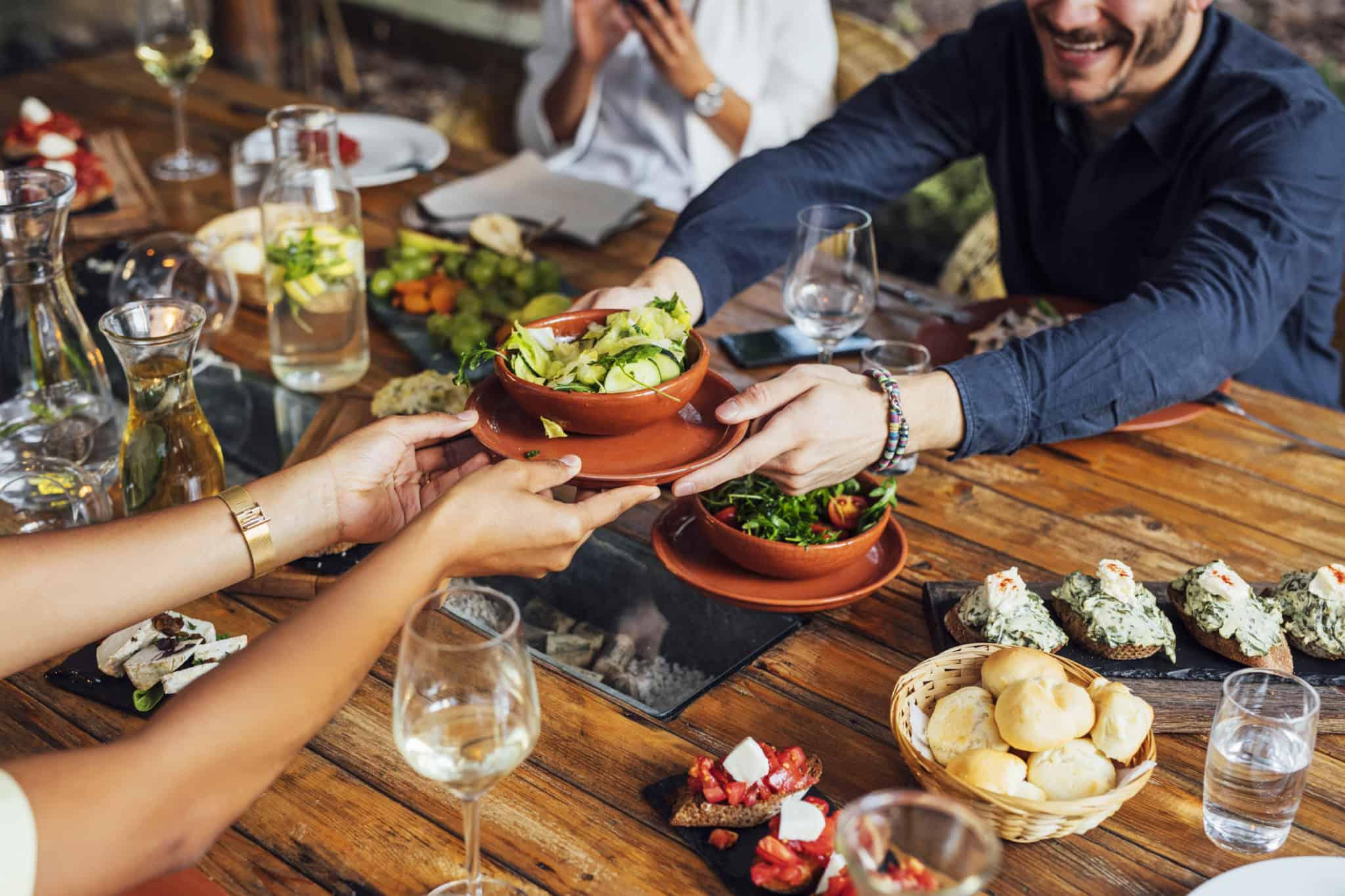 Veggie Top 10: 10 Tipps für vegettarische Hotels