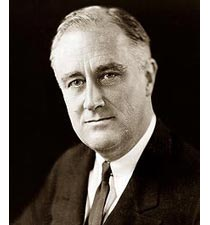 We have nothing to fear - FDR