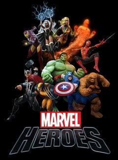 Marvel Heroes Omega MMORPG