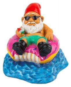 donut worry garden gnome