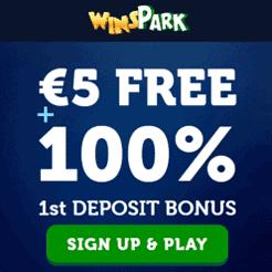 5 EUR free bonus