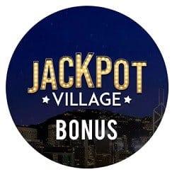 Jackpot Village Casino   300% up to €400 bonus + 95 free spins   Review