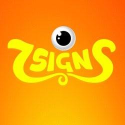7 Signs Casino bonus banner 2