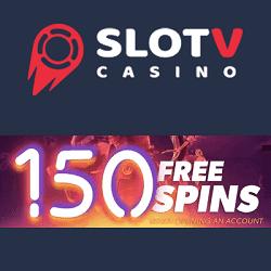 SlotV Casino banners