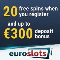 20 free spins no deposit required!