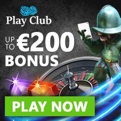 Play Club Casino | 100 free spins + 100% up to $€£ 200 bonus | Review