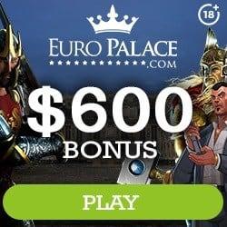 Get €600 welcome bonus and enjoy Bonus Wheel spins and Daily Deals