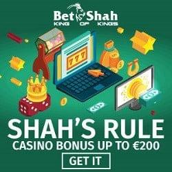 100% free bonus up to €/$200