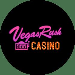 Vegas Rush Casino free chip bonus code