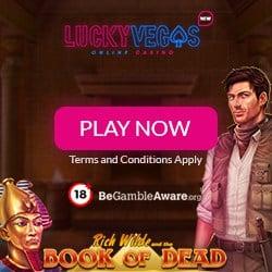 Lucky Vegas Casino banner 250x250