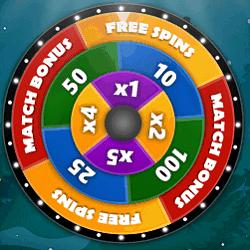 Free Spins Advent Bonus Calendar